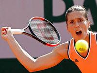 Andrea Petkovic scheitert bei French Open an Nummer eins Halep