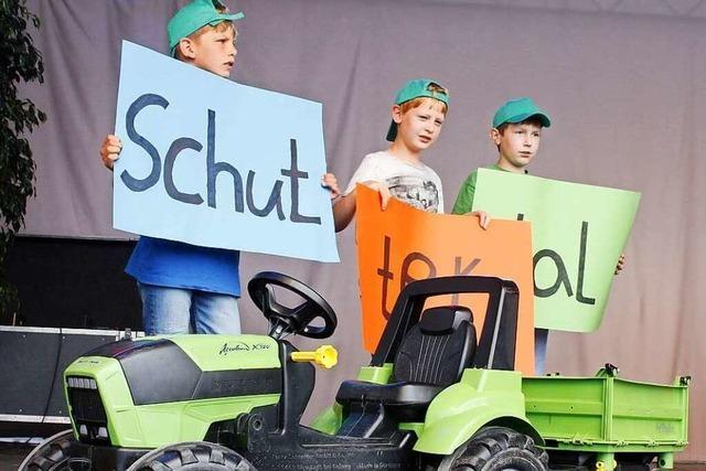 Fotos: Wie war Schuttertal-Tag auf der Landesgartenschau in Lahr?