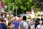 Fotos: Cityfest in Rheinfelden