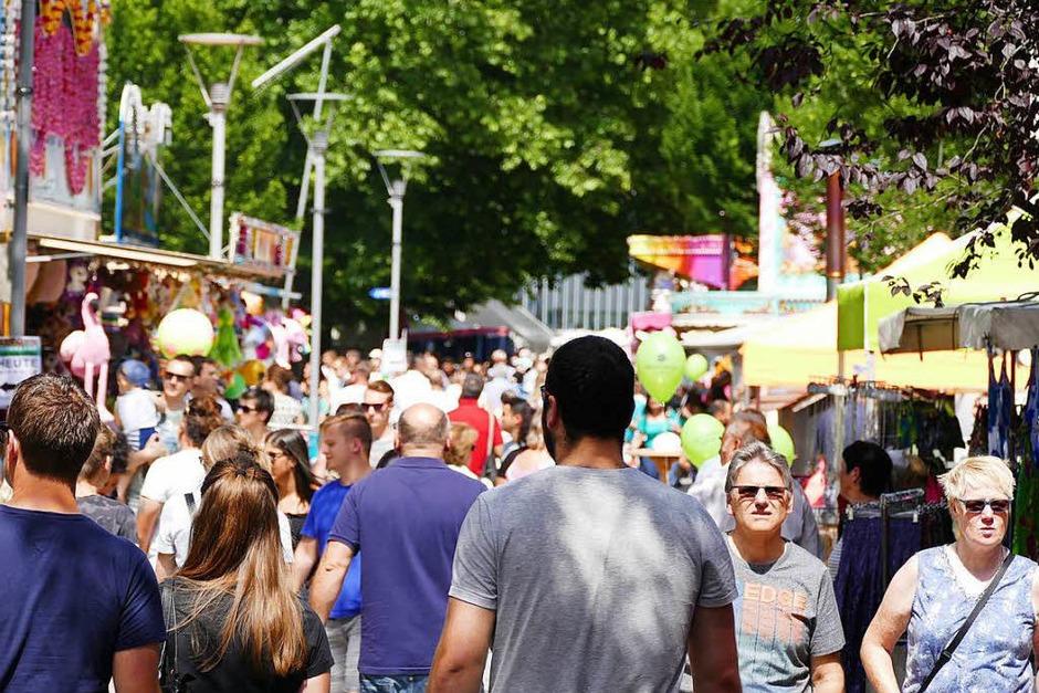 Impressionen vom Cityfest 2018 (Foto: Ralf H. Dorweiler)