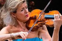 Anne-Sophie Mutters Violinabend im Freiburger Konzerthaus