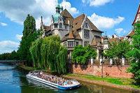 Die Straßburger Ausflugsschiffe locken mit kreativen Angeboten