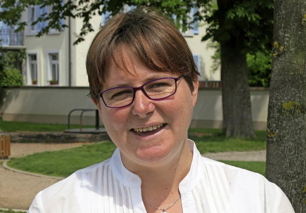 Diplom Sozialarbeiterin und Sozialpäda...t in Schliengen Integrationsmanagerin   | Foto: Behrendt