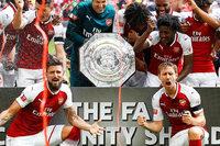 Ruanda sponsert FC Arsenal mit 11 Millionen Euro pro Saison