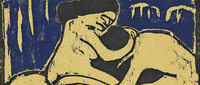Werke von Ernst Ludwig Kirchner in der Staatsgalerie Stuttgart
