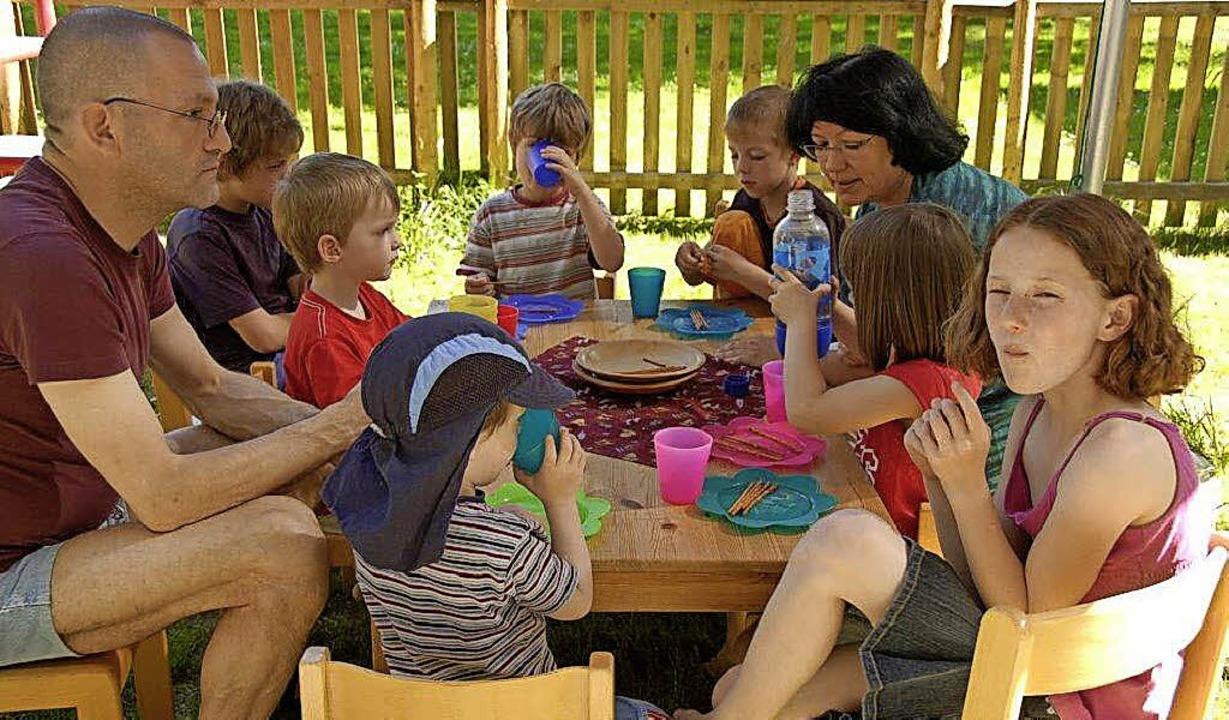 Gemeinsam etwas erleben und unternehme...uch dafür ist das Familienzentrum da.   | Foto: Archivbild: Familienzentrum Rheinfelden