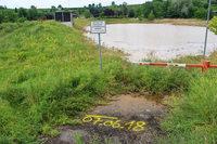 Evakuierung, Erdrutsch, volle Gewässer: Starkregen trifft mehrere Ortschaften
