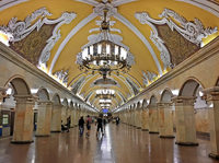 Moskau - ein Porträt