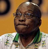 Jacob Zuma droht seinen Widersachern
