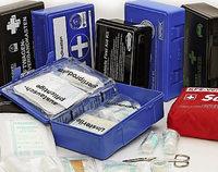 Kasten für den Notfall