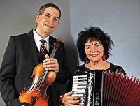 Anita Morasch und Georgy Dzharashneli zu Gast in Gallenweiler