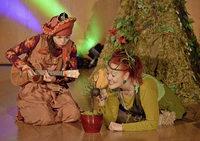 """Theater Baal novo spielt beim Gengenbacher Kultursommer das Kinderstück""""Honigherz"""""""