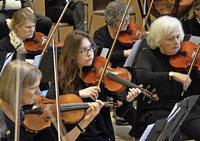 Orchesterverein Rheinfelden im Schweizer Rheinfelden