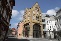 Im Menzer-Gebäude in Lahr eröffnet wohl bald ein Café
