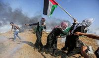 Neue Gewalt an Gazas Grenze