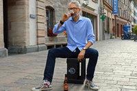 Richie Waldis aus Schweizer Rheinfelden ist Biersommelier und Brauer