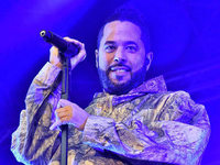 Fotos: Der Musiker Adel Tawil auf dem Emmendinger Schloßplatz