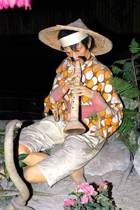Piraten in Batavia, Foto einer alten F...dio Calren aus March aus dem Jahr 2006  | Foto: Privat
