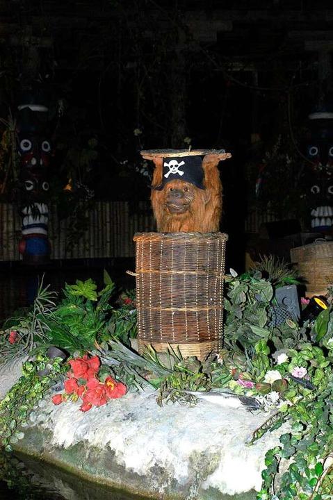 Piraten in Batavia, Fotos von alten Fi...dio Calren aus March aus dem Jahr 2006  | Foto: Privat