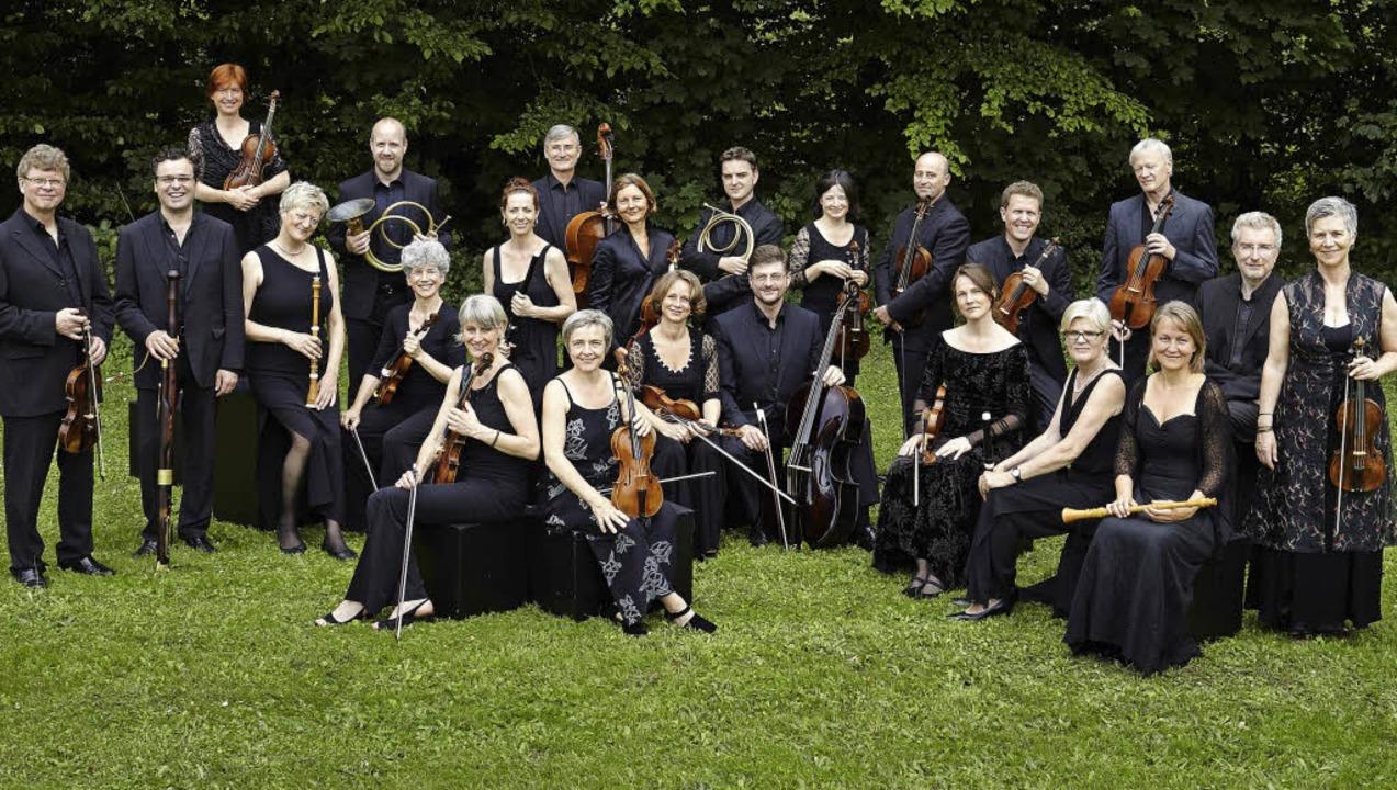 Freiburger Barockorchester  | Foto: Annelies van der Vegt