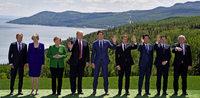 G7-Gipfel droht zu scheitern