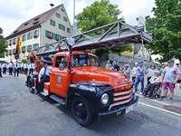 Fotos: 150 Jahre Feuerwehr Opfingen