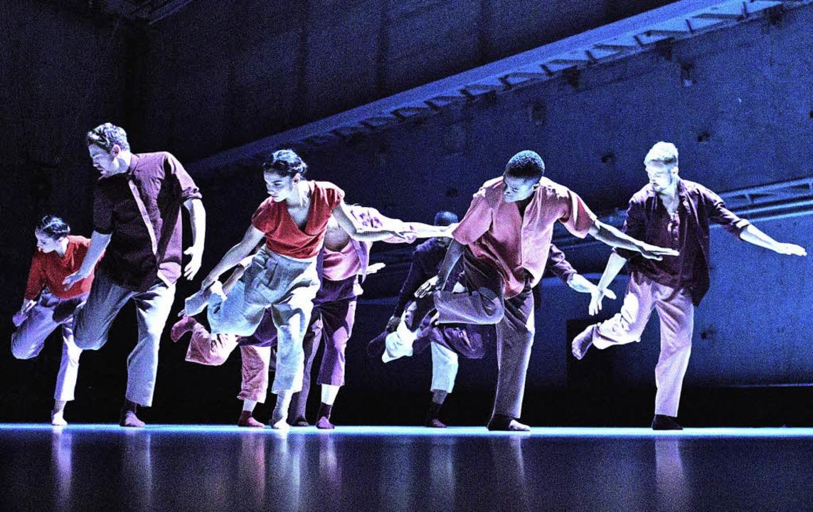 Im Februar 2019 macht das Ballett des ...sel einen Abstecher nach Saint-Louis.   | Foto: Werner Tschan