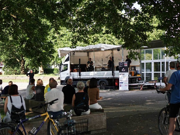 Freiburger Blues Association am Alten Messplatz