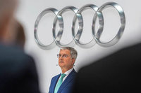 Staatsanwaltschaft ermittelt in Dieselskandal gegen Audi-Chef Stadler