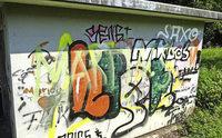 Sabotage am Staudamm Ehebachrückhaltung
