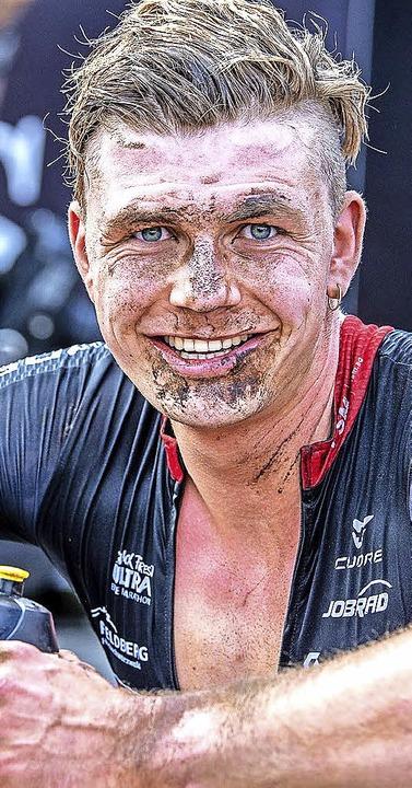 Etappensieger nach kuriosem Finale: Ge...er vom Kirchzartener Lexware-Team       | Foto: küstenbrück