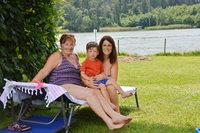 Durch den Zaun hat das Rheinschwimmbad Schwörstadt viele Besucher verloren