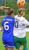 FC Hausen an der Spitze