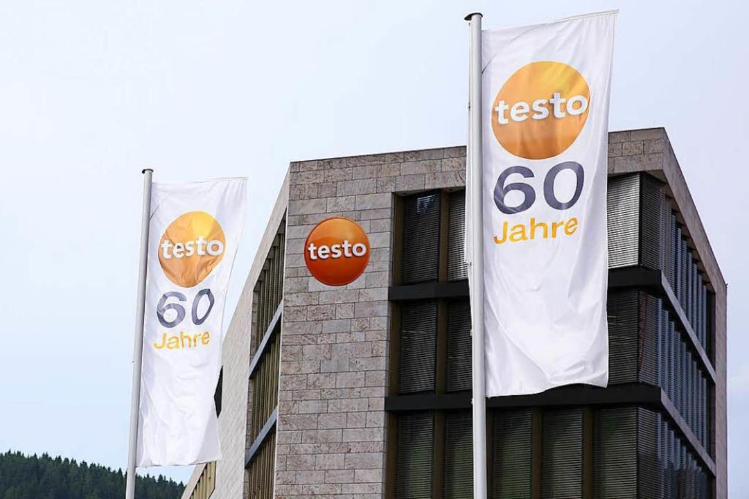 Vergangenes Jahr feierte die Firma ihr 60-jähriges Bestehen.  | Foto: Testo
