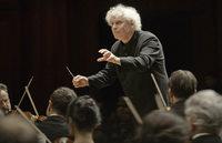 Abschiedskonzert von Sir Simon Rattle als Chefdirigent der Berliner Philharmoniker live im Lörracher Union-Filmtheater