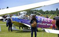 Tandemsprung, Probeflüge und der Fliegergrill