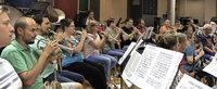Neues Orchester feiert Premiere