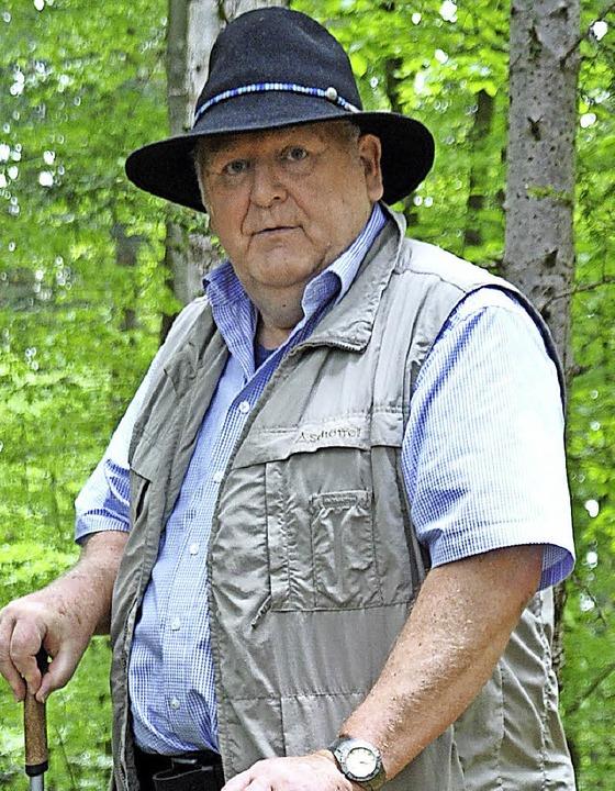 Werner Störk     Foto: kapitz