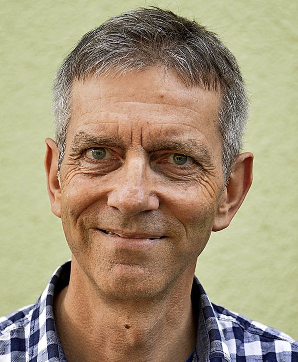 Joachim Scheck  | Foto: Michael  Bamberger