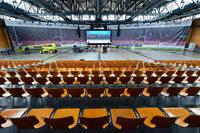 Fußball-WM: Kann Public Viewing in der Freiburger Messehalle funktionieren?