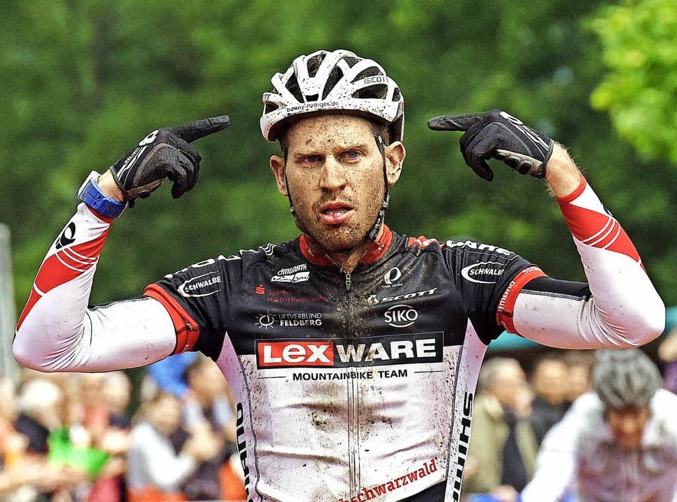Mit Köpfchen fahren heißt es für den B...Bike-Marathons zu den Favoriten zählt.    Foto: patrick seeger