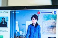 Forscher entwickeln Programm zur virtuellen Pflege im Seniorenheim