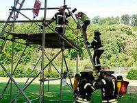 Fotos: Leistungswettkampf der Feuerwehren