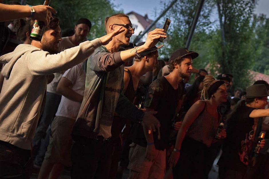 Curly, Umse und Deckah begeisterten die zahlreichen Zuschauer im Vacono-Dome (Foto: Jannik Mirkai)
