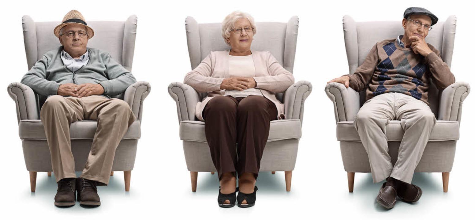 Im  Alter entspannt sich das Verhältnis bisweilen wieder.  | Foto: Ljupco Smokovski