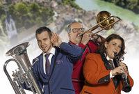 13 Musikvereine und Tambourengruppen mit mehr als 5000 Musikern sind in Laufenburg zu Gast