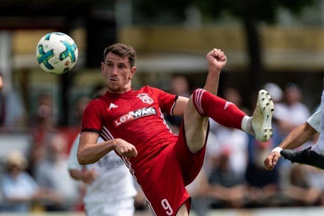 Freiburger FC siegt dank Marco Senftleber