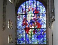 Lassen Sie sich faszinieren von Chagall-Meisterwerke in Lothringen und der Cristallerie de Vallerystahl