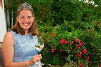 """Weinkönigin Miriam Kaltenbach: """"Der schönste Beruf, den es gibt"""""""