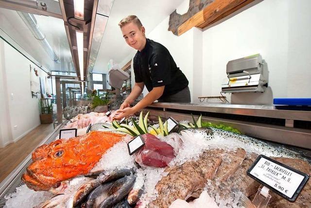 Fischerei Schwab: In Freiburg gibt es wieder ein Fischgeschäft